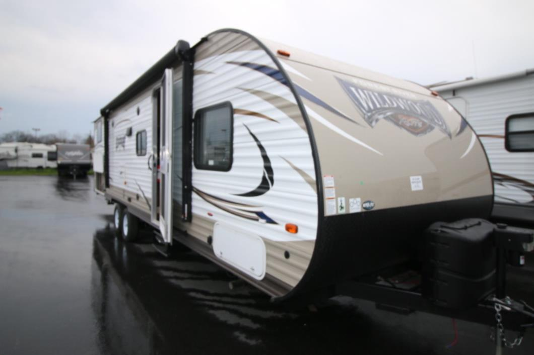 2018 Forest River WILDWOOD X-LITE 282QBXL