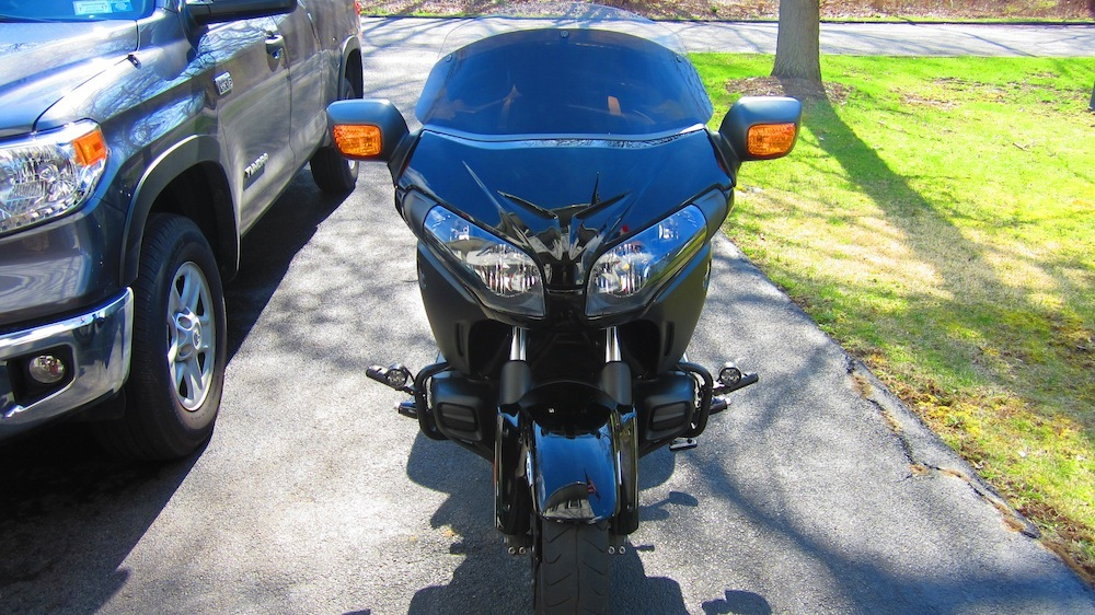 2013 Honda GOLD WING F6B DELUXE