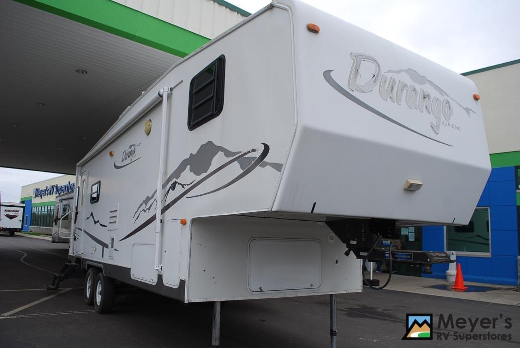 2004 Kz DURANGO 285RL