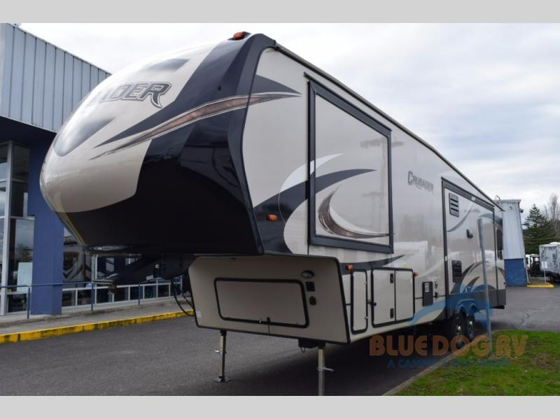 2017 Prime Time Rv Crusader 340RST