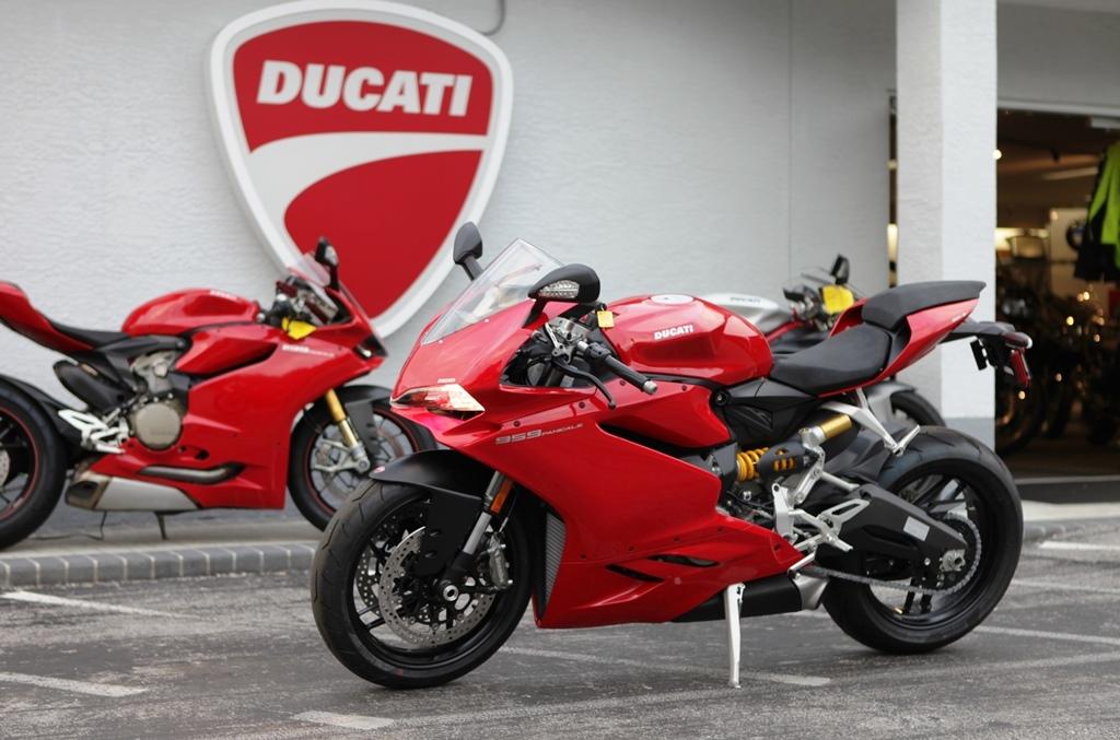 2017 Ducati SUPERBIKE 959 PANIGALE DEMO