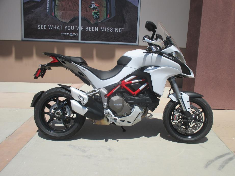 2016 Ducati MULTISTRADA 1200 S