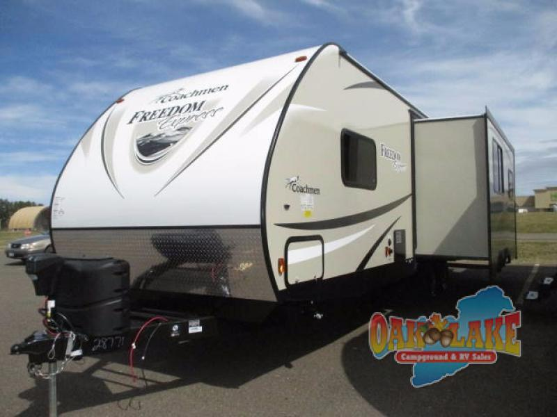 2018 Coachmen Rv Freedom Express 28.1SE