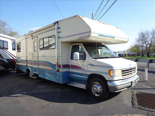 1993 Forest River Rockland Frontier N1288