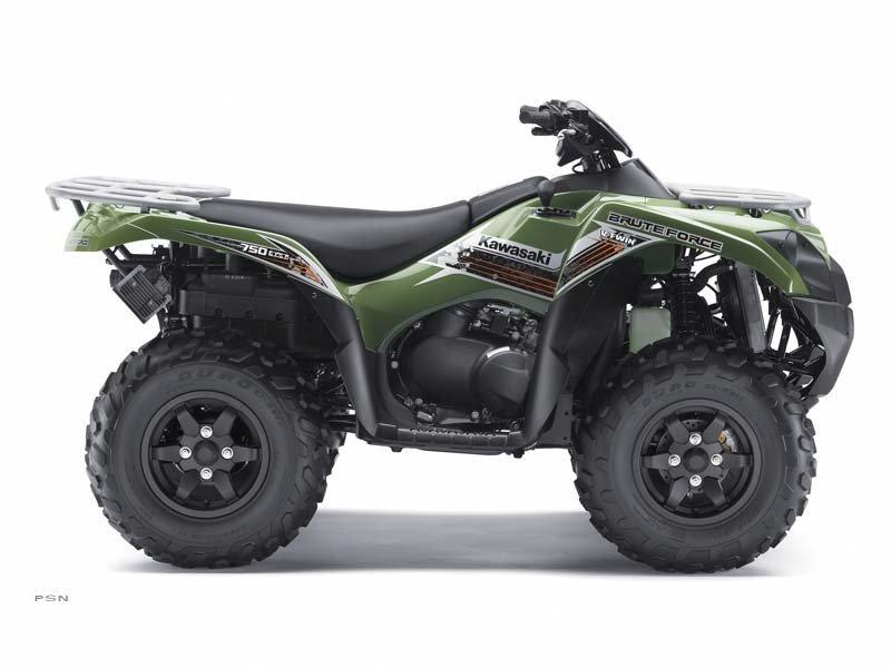 2012 Kawasaki Brute Force 750 4x4i EPS