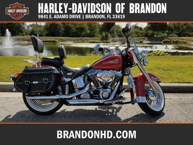 2006 Harley-Davidson FLSTC HERITAGE SOFTAIL CLASSIC