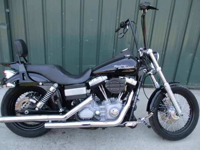 2009 Harley-Davidson STREET BOB 1560