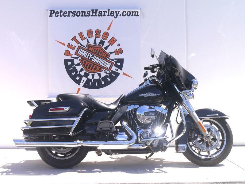 2014 Harley-Davidson Police & Fire FLHTP - Electra Glide Police