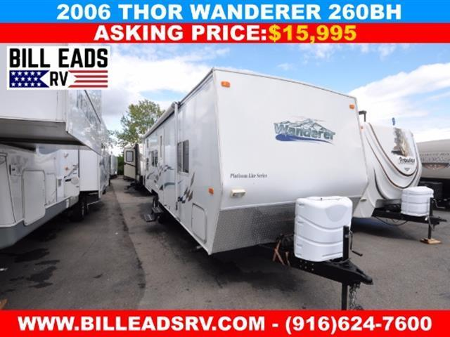 2006 Thor Wanderer 260BH