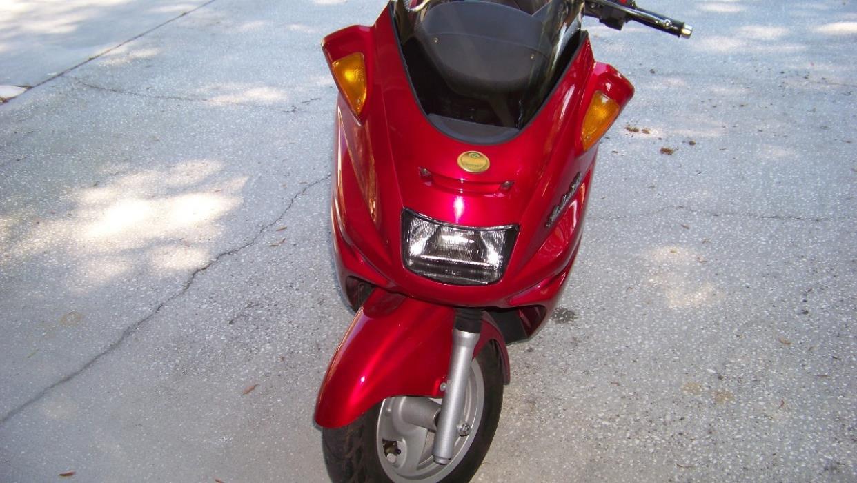 2009 Linhai POWERMAX 260