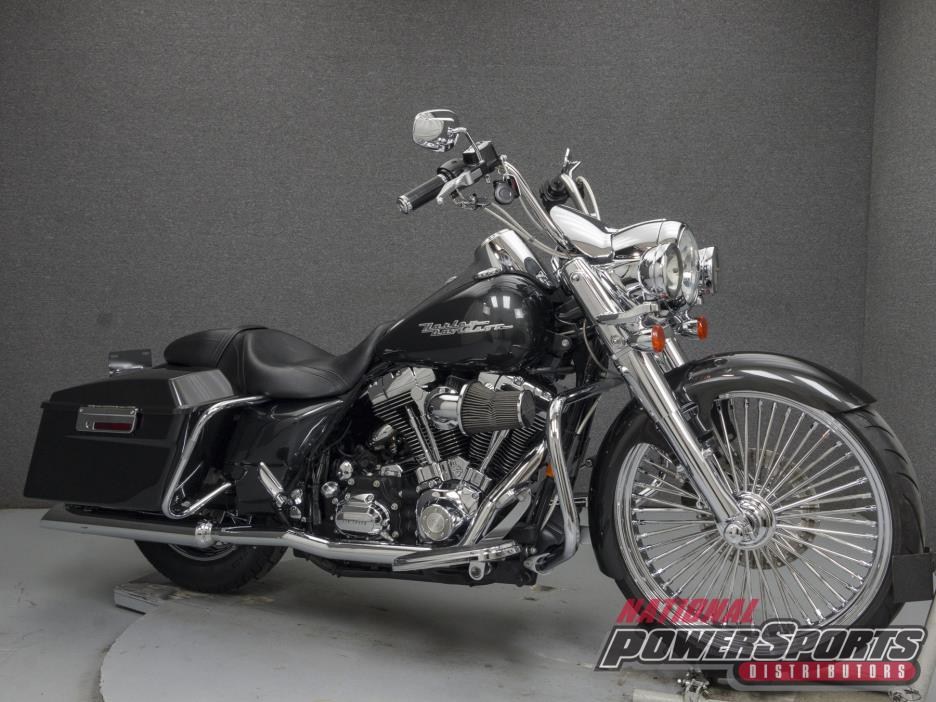 2007 Harley Davidson FLHRS ROAD KING CUSTOM