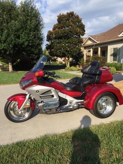 2012 Motor Trike GL 1800