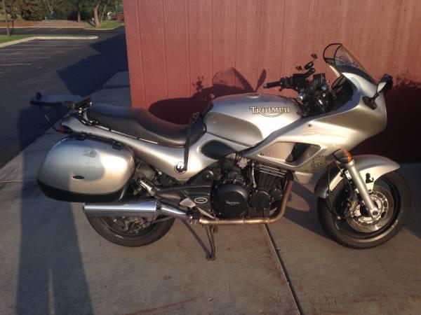 1998 Triumph SPRINT