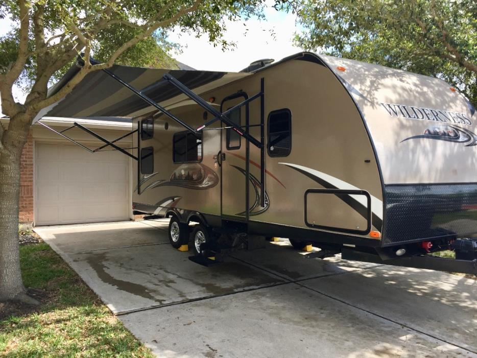 2014 Heartland WILDERNESS WD 2250 BH