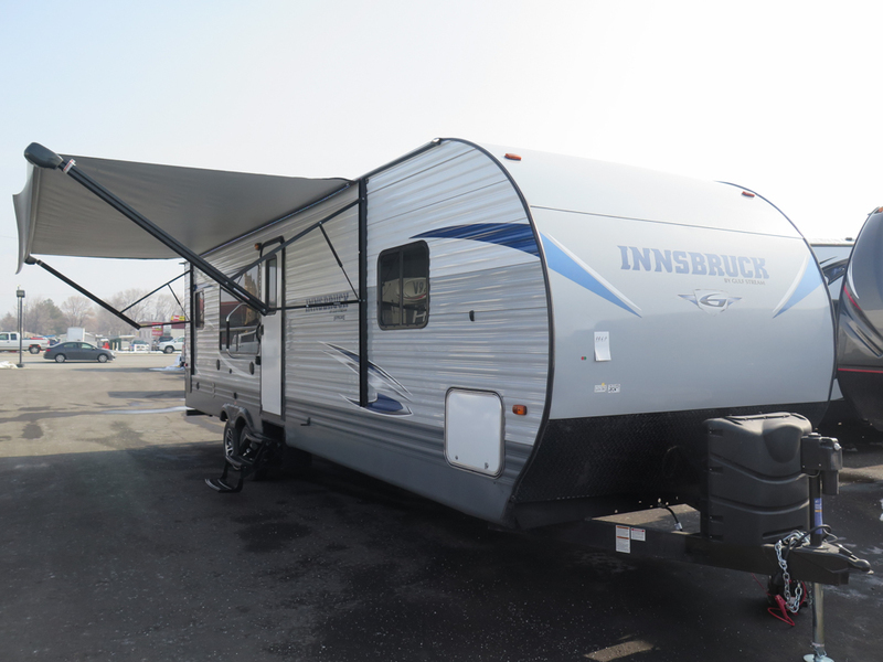 2018 Gulf Stream Innsbruck Travel Trailer 295SBW