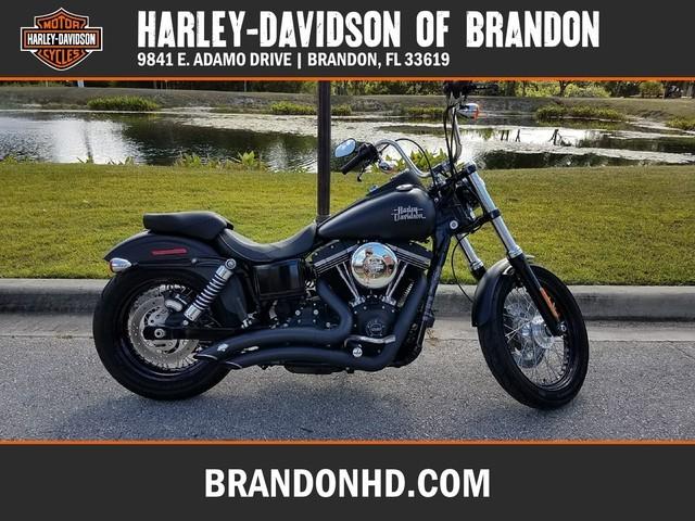 2014 Harley-Davidson FXDB DYNA STREET BOB