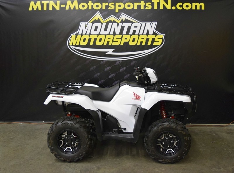 2016 Honda FourTrax Foreman Rubicon 4x4 Automatic DCT EPS Deluxe