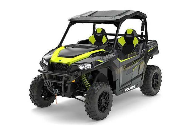 2017 Polaris GENERAL 1000 EPS RIDE COMMAND