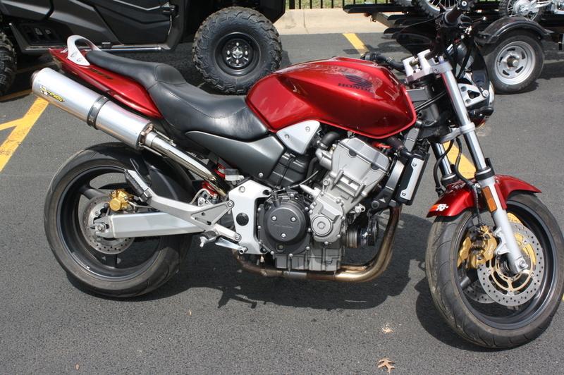2007 Honda 919