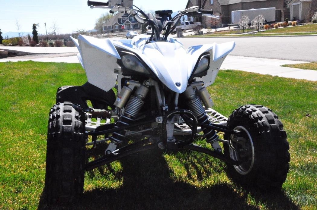 2013 Yamaha YFZ 450R