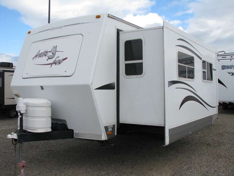 2008 Northwood ARTIC FOX SILVER FOX 29V