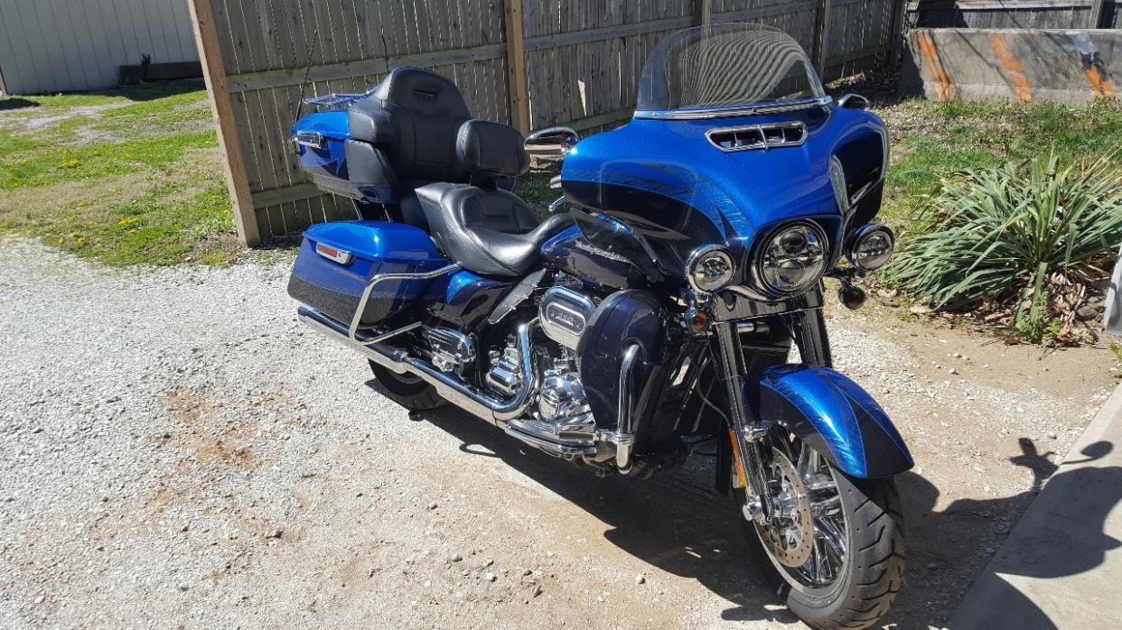 2014 Harley-Davidson CVO LIMITED