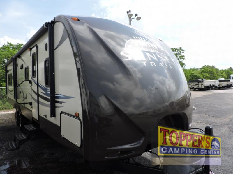 2013 Crossroads Rv Sunset Trail Reserve ST32PB