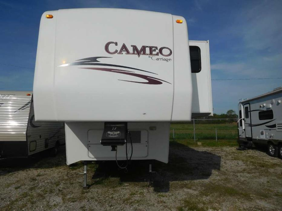 2007 Carriage Cameo 31FKFKS3