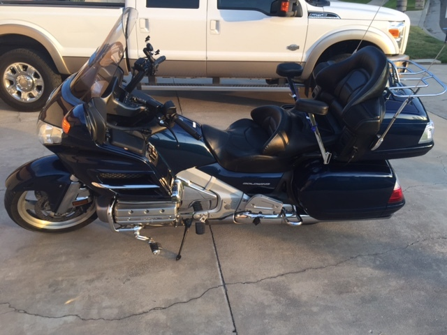 2007 Honda GOLD WING AUDIO COMFORT NAVI