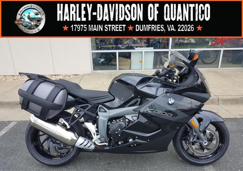 2016 Bmw K 1300 S Premium Shire Black Metallic Dark Graphit