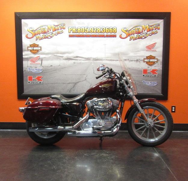 2008 Harley-Davidson XL883L - Sportster