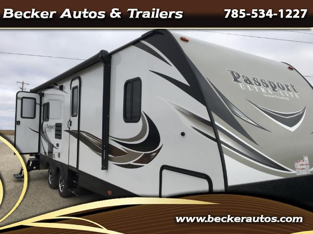 2017 Keystone Rv Passport (Express, Ultra Lite) 2890RL