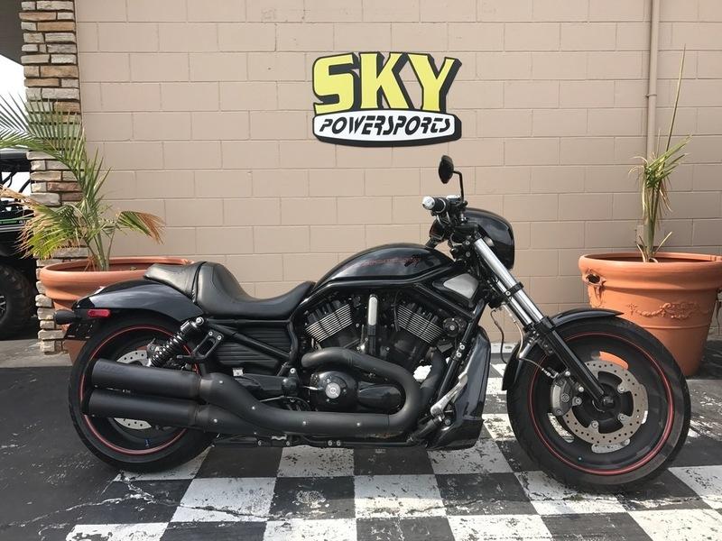 2008 Harley-Davidson VRSCDX/A - V-Rod Night Rod Special