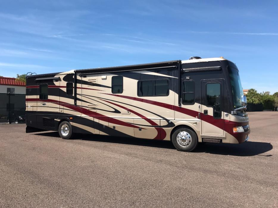 2008 National PACIFICA 40'