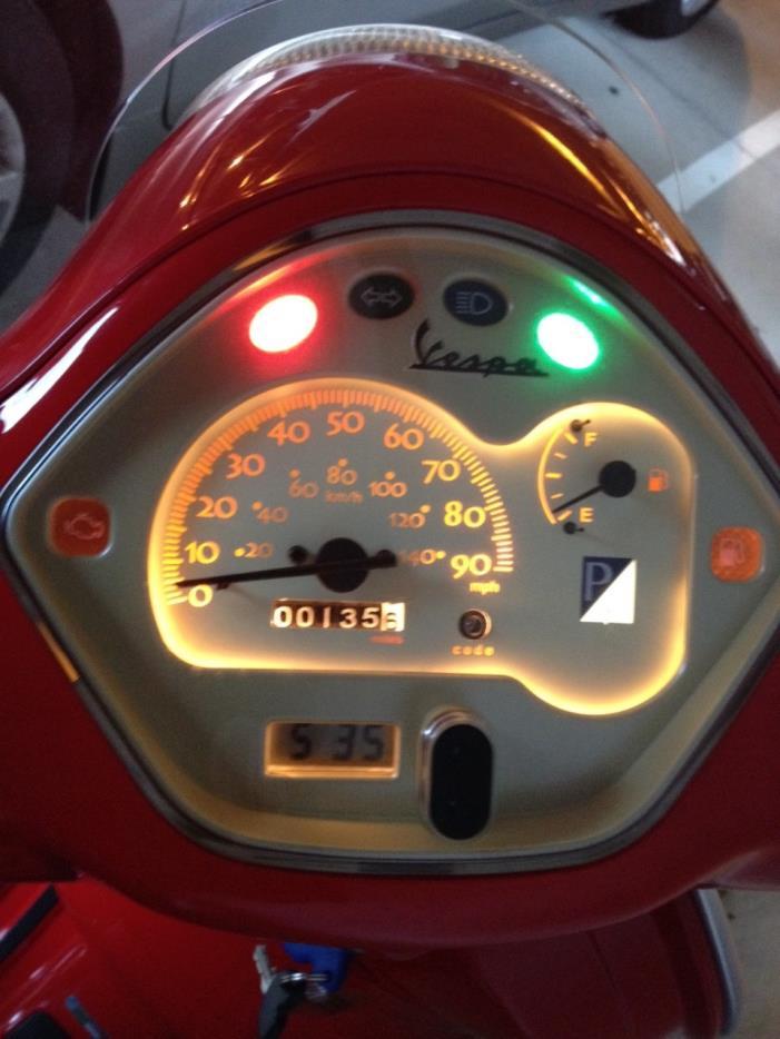 2013 Piaggio VESPA SPRINT 150