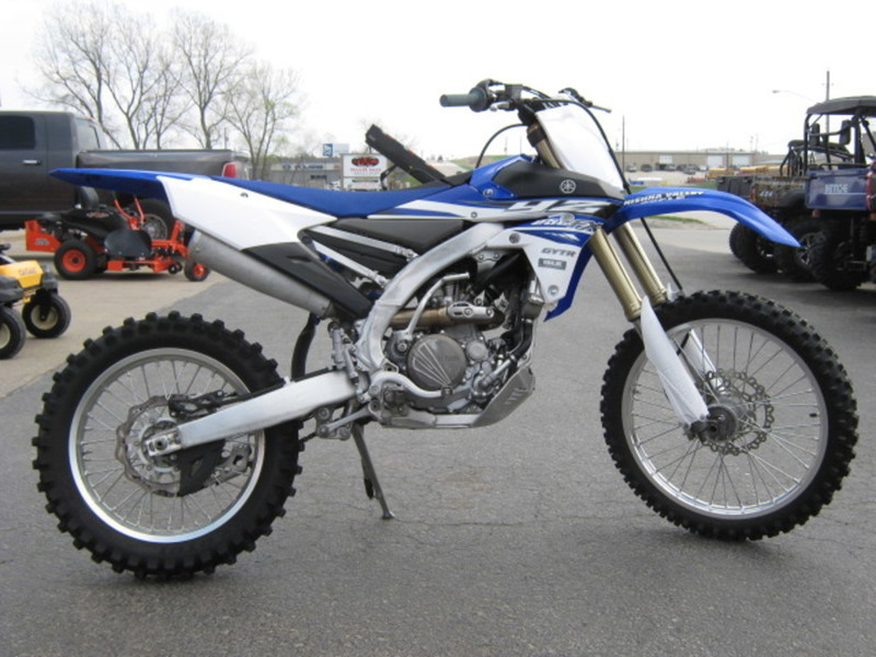 Yamaha yz motorcycles for sale in atlantic iowa for Yamaha yz250fx for sale