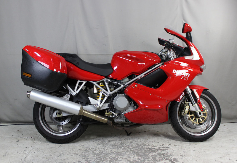 2004 Ducati ST 3