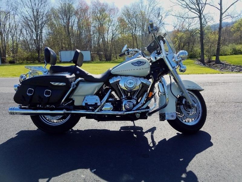 2003 Harley-Davidson FLHR Road King