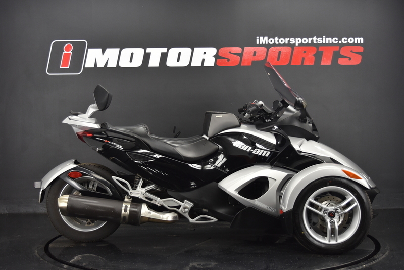 2010 Can-Am Spyder Roadster RS