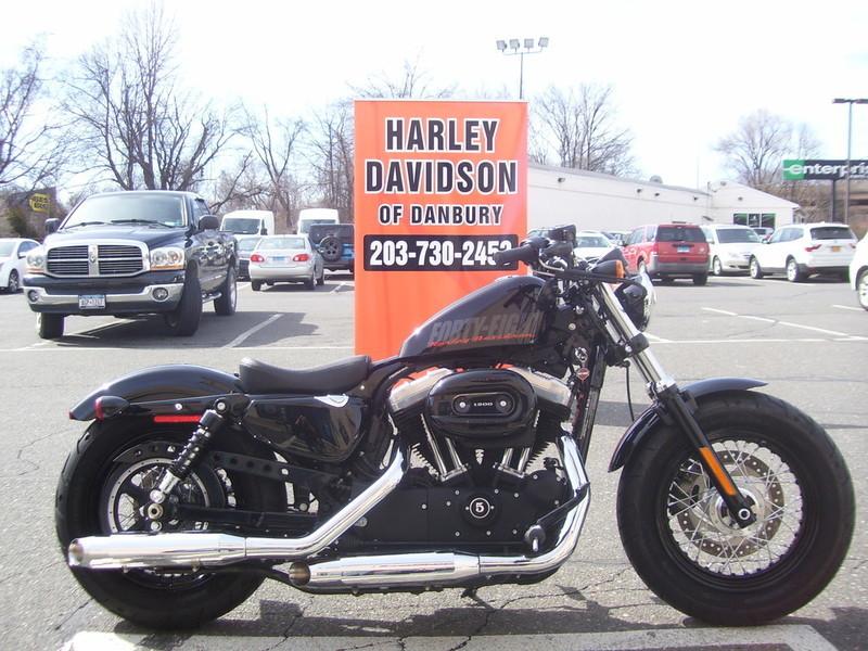 2014 Harley-Davidson XL1200X - Sportster Forty-Eight