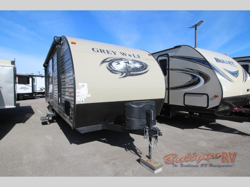 2017 Forest River Rv Cherokee Grey Wolf 26DJSE