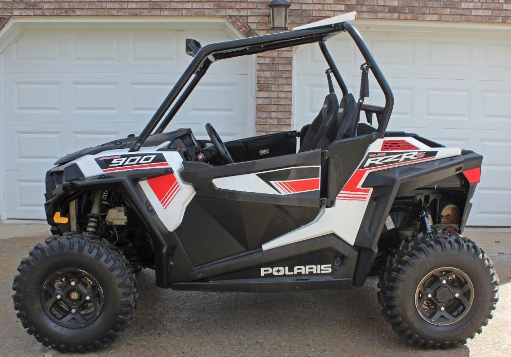 2015 Polaris RZR 900