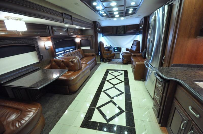 2013 Entegra Coach Cornerstone 45 RBQ, 6