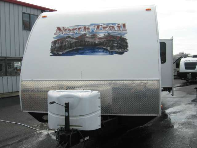 2013 Heartland North Trail King 29LRSS