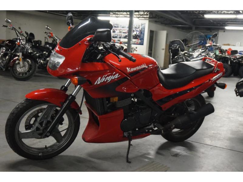 1999 Kawasaki Ninja