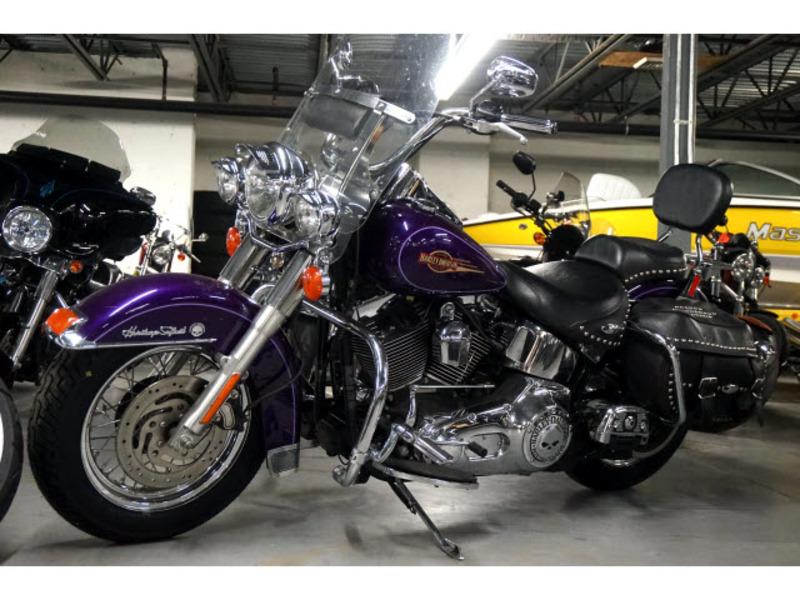 2006 Harley-Davidson FLSTC - Softail Heritage Classic