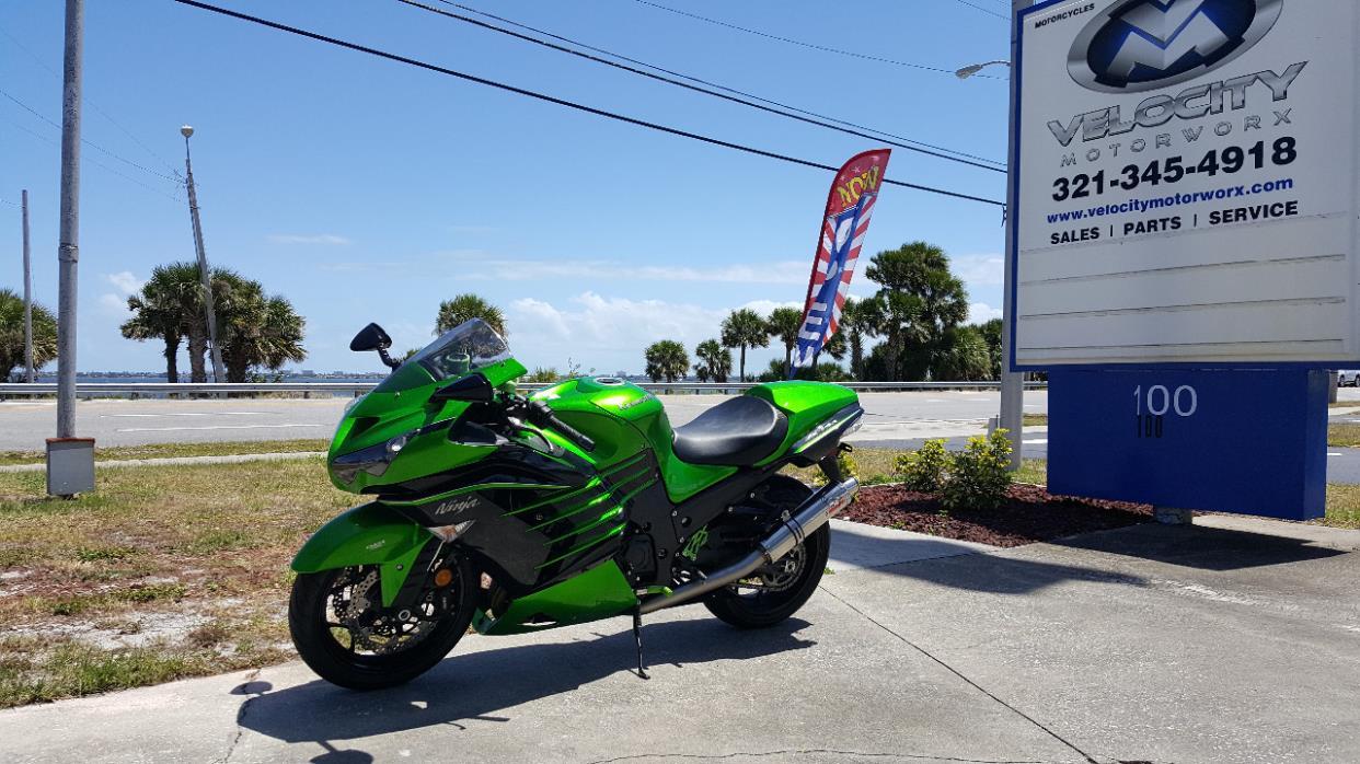 Florida Tag Transfer Fee >> Kawasaki Ninja 1400 Custom Motorcycles for sale