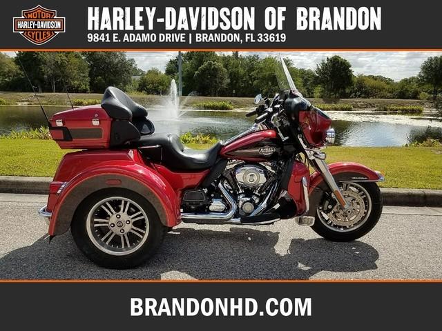 2012 Harley-Davidson FLHTCUTG TRI GLIDE ULTRA CLASSIC