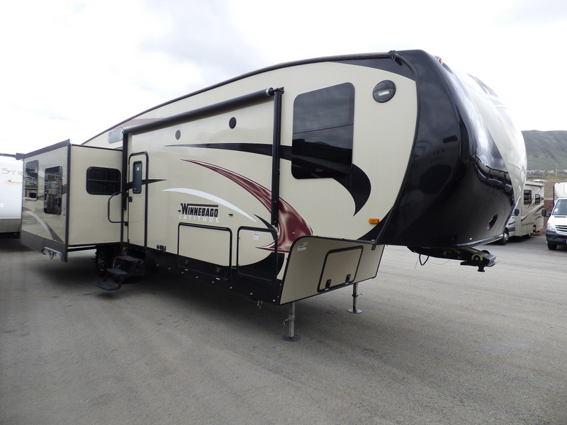 2015 Winnebago LATITUDE 36RK