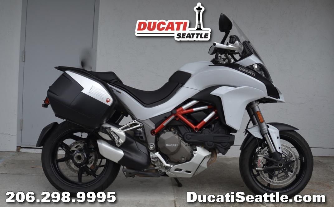 2015 Ducati Multistada 1200S Touring